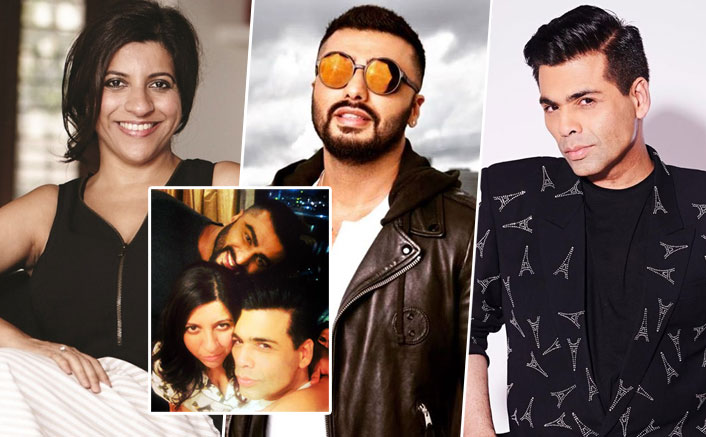 KJo, Zoya are the coolest: Arjun Kapoor