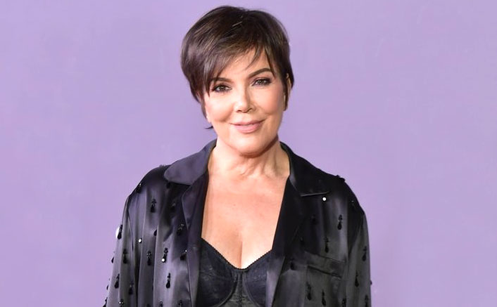 Kris Jenner has an 'earthquake bunker'