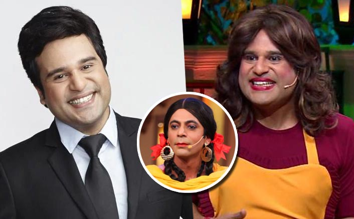 """The Kapil Sharma Show: """"People Say They've Forgotten Sunil Grover Since My Entry,"""" States Krushna Abhishek"""