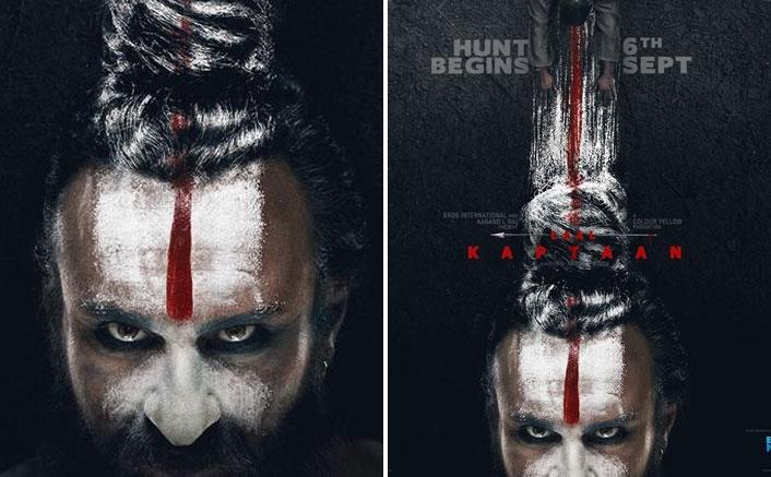 Laal Kaptaan First Look Out: Saif Ali Khan Is Spine-Chilling As Naga Sadhu!