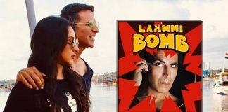 Laxmmi Bomb : Akshay Kumar With Kiara Advani