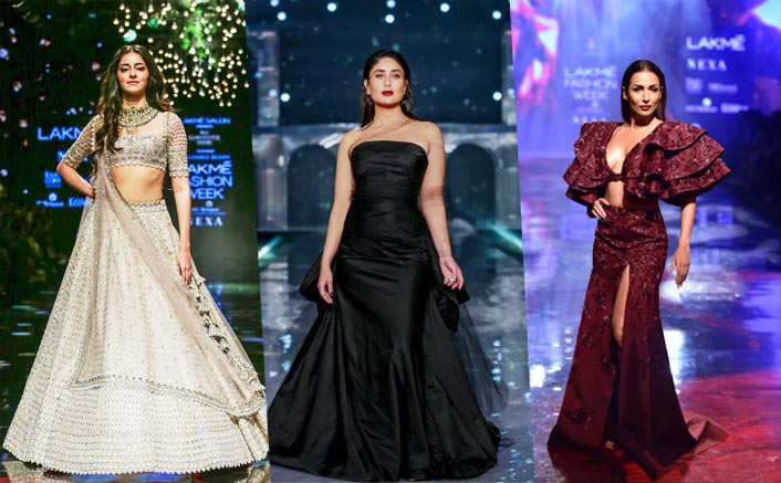 Kareena Kapoor Khan, Ananya Panday & Malaika Arora Close LFW 2019 On A Glamorously High Note