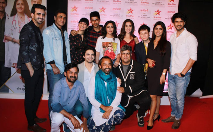 MAKERS OF 'SANJIVANI' KICKSTART #THANKYOUDOCTOR INITIATIVE AFTER A SPECIAL SCREENING WITH THE ACTORS AND THEIR DOCTORS