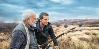 'Man Vs Wild' featuring PM Modi creates history