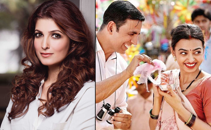 Twinkle Khanna Reveals That A Number Of People Dissuaded Her For Making PadMan