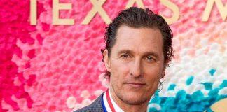 Matthew McConaughey is now a professor