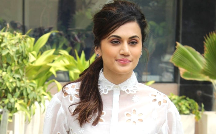 #MeToo Movement Should Not Dimish, It Should Stay Intact: Taapsee Pannu