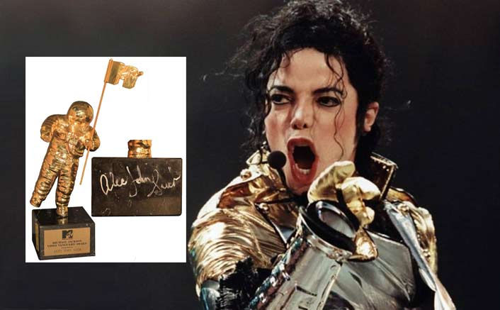 Michael Jackson's name removed from MTV's Video Vanguard Award