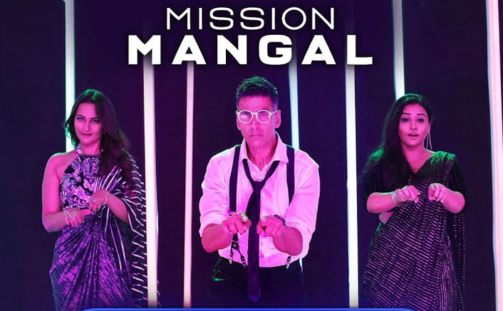 Mission Mangal gets a massive boost over the weekend