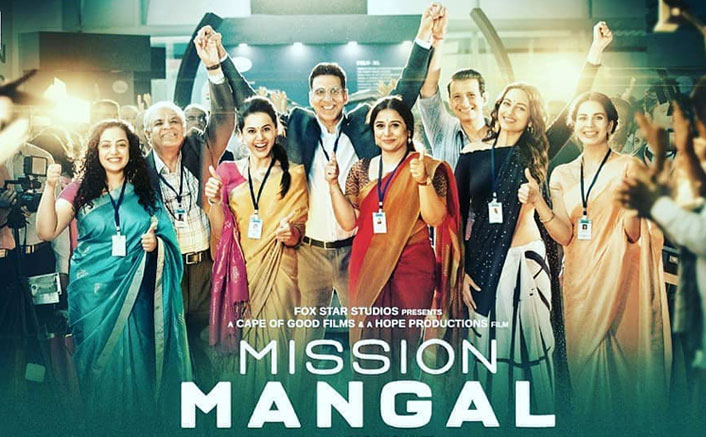 Mission Mangal Box Office: Akshay Kumar Starrer Marks The 3rd Best Sunday Of 2019!