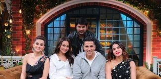 'Mission Mangal' Star Akshay Kumar Meets With An Accident On Sets Of 'The Kapil Sharma Show'