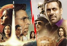 Mission Mangal Vs Bharat Box Office 8 Day Comparison: Akshay Kumar & Vidya Balan Starrer Film Starts Taking Lead
