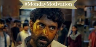 #MondayMotivation: Hrithik Roshan