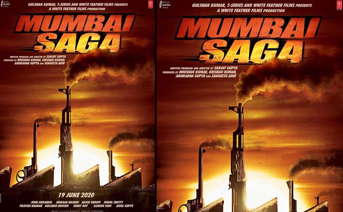 Mumbai Saga Poster On 'How's The Hype?': BLOCKBUSTER Or Lacklustre?