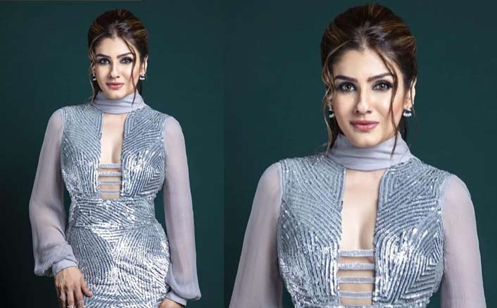 My father didn't believe I could be an actress: Raveena Tandon