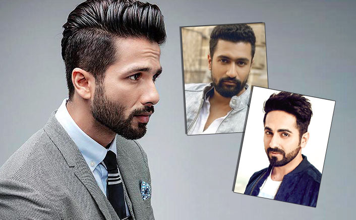 National Award: Shahid Kapoor Congratulates Ayushmaan Khurrana And Vicky Kaushal