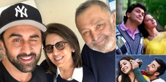 Neetu shares 'like father like son' video comparing Rishi, Ranbir