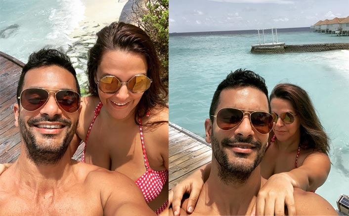 Neha Dhupia & Angad Bedi's Sun-Kissed Pictures From Maldives Are Too Hard To Miss!