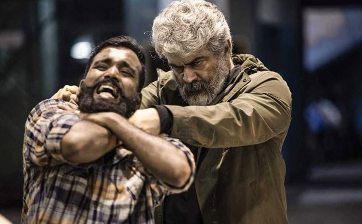Nerkonda Paarvai Box Office Day 2: Thala Ajith's Holds Itself Well On Friday