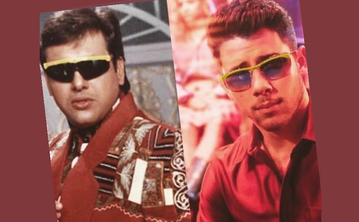 Nick Jonas Or Govinda? Priyanka Chopra's Hubby Reacts To This Hilarious Comparison