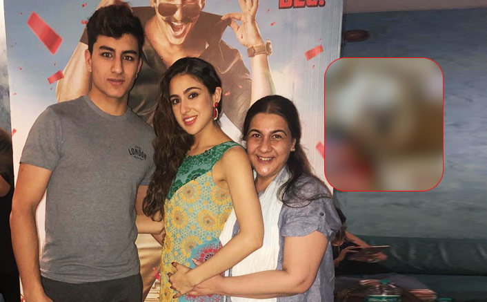 Not Sara Ali Khan Or Ibrahim Ali Khan But THIS Is Mommy Amrita Singh's Favourite Child