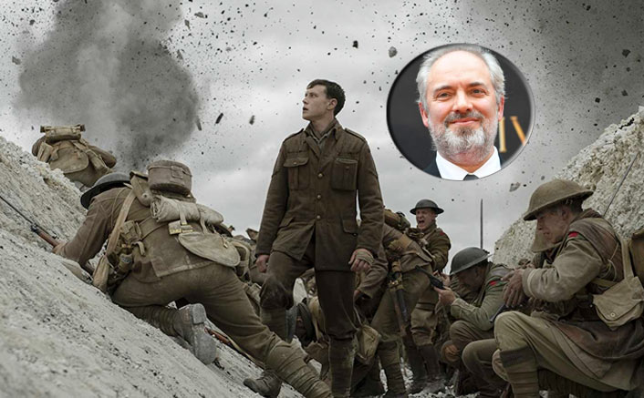 Oscar-winning director of Skyfall, Spectre and American Beauty, brings his singular vision to his World War I epic, 1917