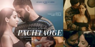 Pachtaoge: Vicky Kaushal & Nora Fatehi's Bitter-Sweet Romance Will Definitely Make You Cry In This Song!