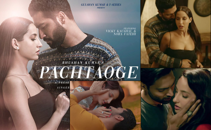 Pachtaoge Song: Vicky Kaushal & Nora Fatehi's Love-Hate Romance Will Definitely Make You Cry!