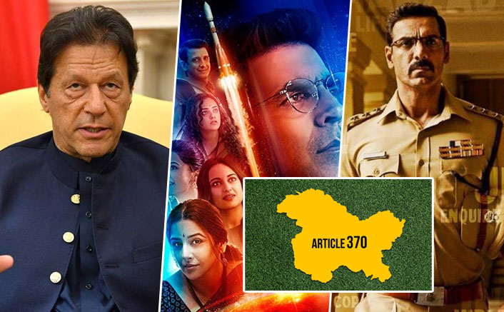 Pak bans Indian films in aftermath of Article 370 abrogation