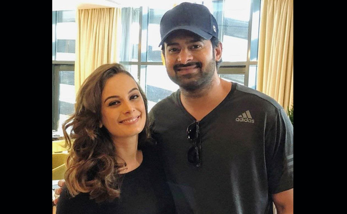 Prabhas helped me learn Telugu: Evelyn Sharma