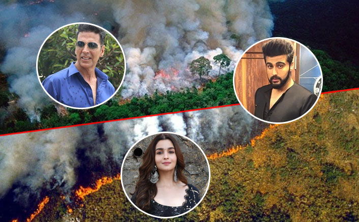 #PrayForTheAmazon Trends On Twitter : Bollywood & Hollywood Stars Help Creating The Awareness