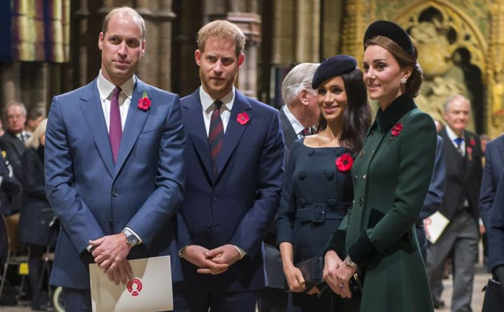 Prince William, Kate snap charity ties with Prince Harry, Meghan