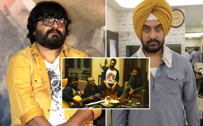 Pritam Comes On Board To Compose The Music For Aamir Khan's Lal Singh Chaddha