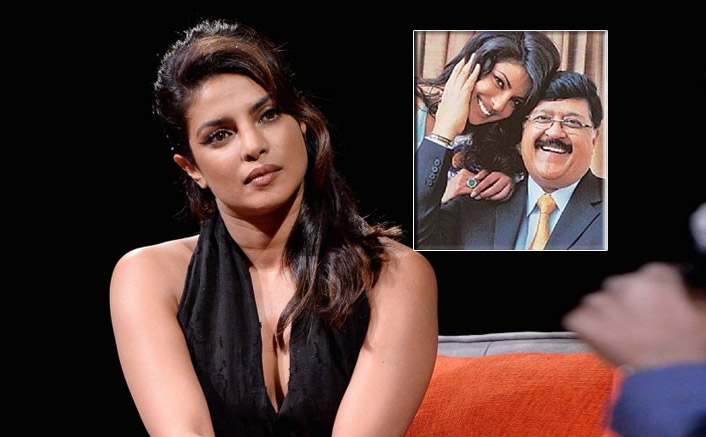 Priyanka Chopra Gets Emotional At Her Father's Birth Anniversary, Pens A Heartwarming Note