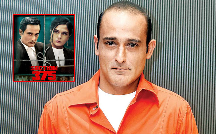 Pune Court summons Akshaye Khanna, producers over 'Section 375'