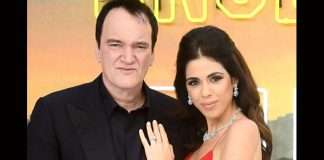 Quentin Tarantino is set to become a father