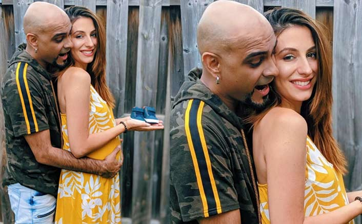 Raghu Ram & Wife Natalie Di Luccio Are Expecting Their First Baby & The Announcement Is Too Cute For Words!