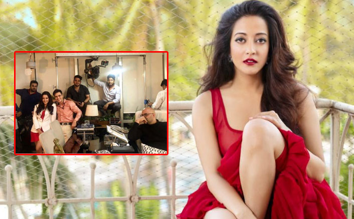 Raima Sen begins shooting for 'Love. Sleep. Repeat'