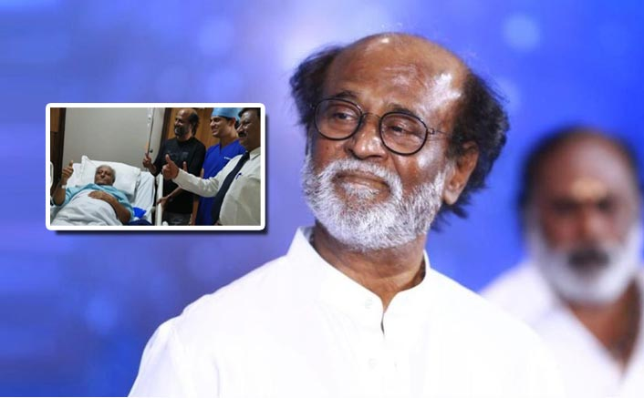 Rajinikanth Takes Time Off From 'Darbar' To Vist His Ailing Brother In Bengaluru