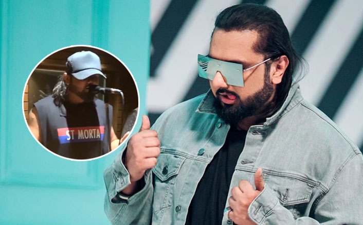 Yo Yo Honey Singh Jams On Brown Rang & We're Getting Nostalgic!