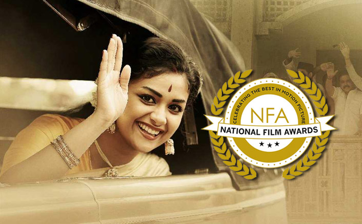 Here's What Keerthy Suresh Has To Say On Winning NATIONAL AWARD For Best Actress For 'Mahanati'
