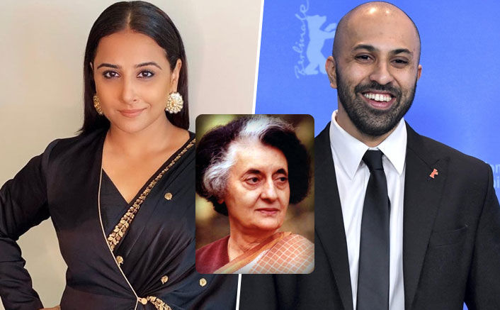 Ritesh Batra Collaborates With Vidya Balan For A Web Series On Indira Gandhi