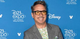 Robert Downey Jr jokes about getting arrested in Disneyland