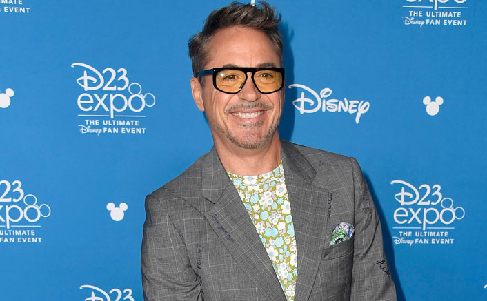 WHAT? Robert Downey Jr Was Once Arrested For Smoking Pot