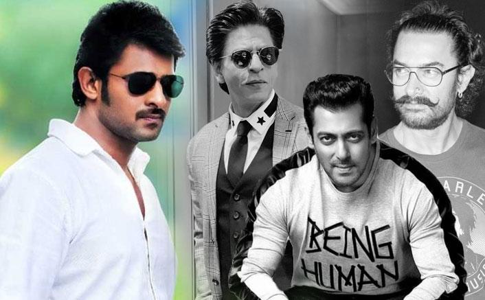 Shah Rukh Khan, Salman Khan Or Aamir Khan? Prabhas' Choice Proves Why He's A 'MEGASTAR'