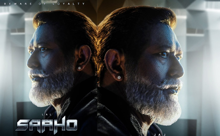 'Saaho' introduces LAL as Ibrahim in a fierce salt and pepper look!