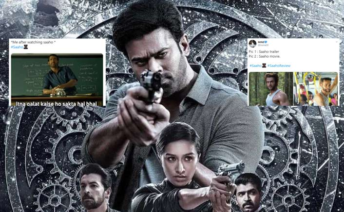 Saaho Memes Trend On Twitter As Netizens Come Out To Express Their Post Movie Watching Trauma