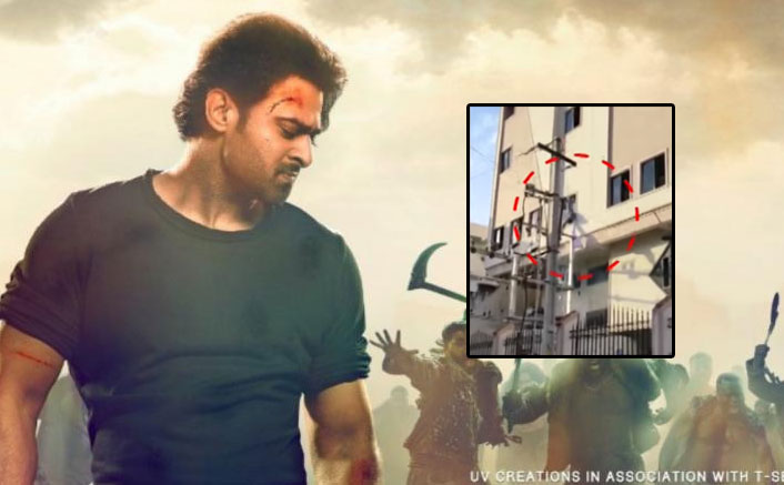 SAAHO: Prabhas Fan Loses Life To Electric Shock While Fixing The Film's Poster At A Theatre In Telangana