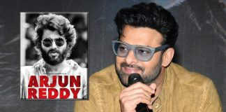 Saaho Prabhas Is All Praises For Vijay Deverakonda's Arjun Reddy