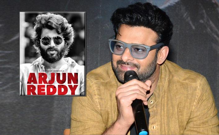 Saaho Prabhas Is All Praises For Vijay Deverakonda's Arjun Reddy